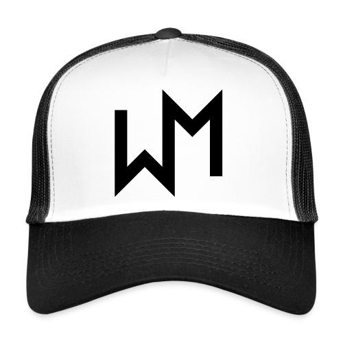 WM LOGO - Trucker Cap