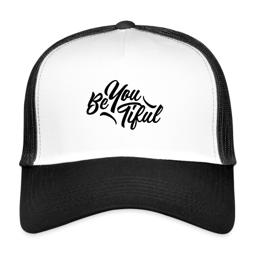be-you-tiful by Saltees.nl - Trucker Cap