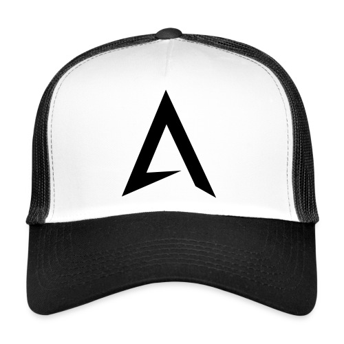 alpharock A logo - Trucker Cap