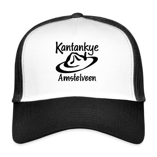 logo naam hoed amstelveen - Trucker Cap