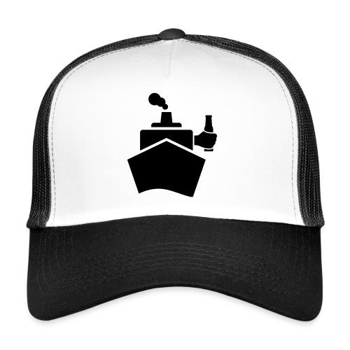 King of the boat - Trucker Cap