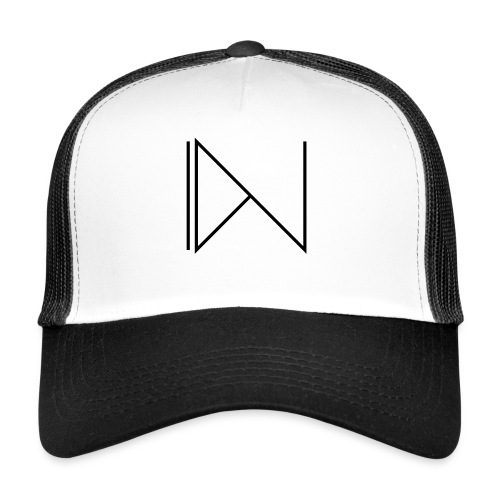 Icon on sleeve - Trucker Cap