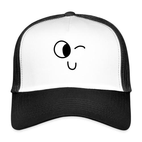 Jasmine's Wink - Trucker Cap