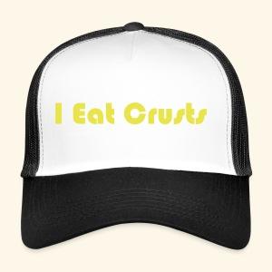 I Eat Crusts - Cool Kids Clobber. - Trucker Cap