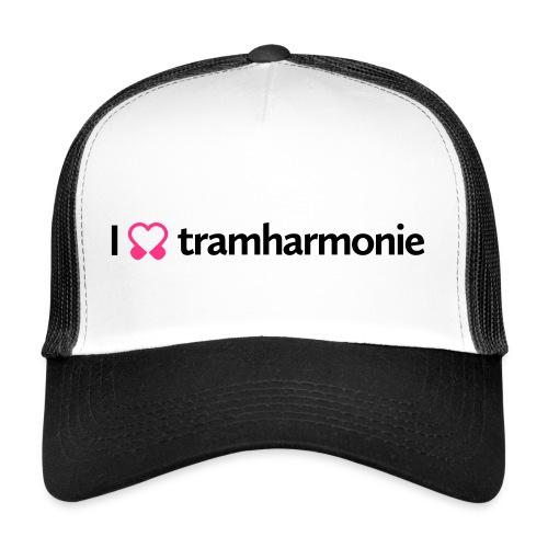 tramharmonie logo - Trucker Cap