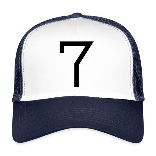 7 - Trucker Cap