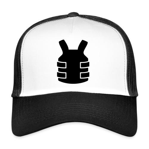 Bullet Proof Design - Trucker Cap