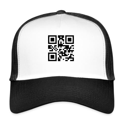 Sono Single QR Code - Trucker Cap