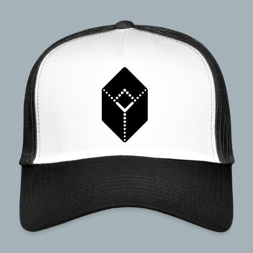 Earmark Premium T-shirt - Trucker Cap