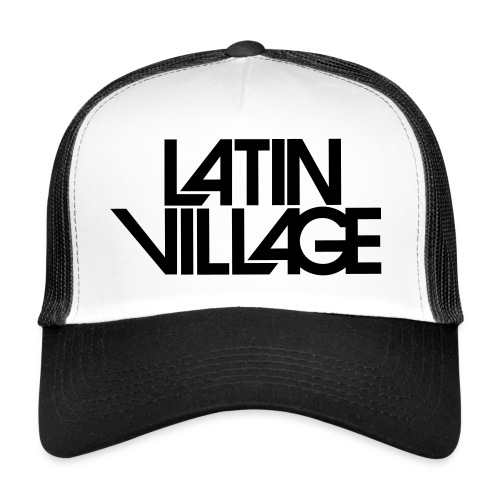 Logo Latin Village 30 - Trucker Cap
