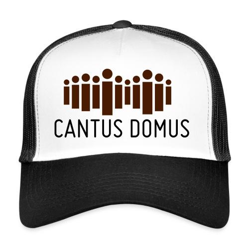 Cantus Domus Logo ohne Untertitel 2c - Trucker Cap
