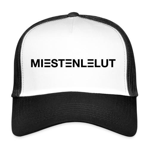MIESTENLELUT - Trucker Cap