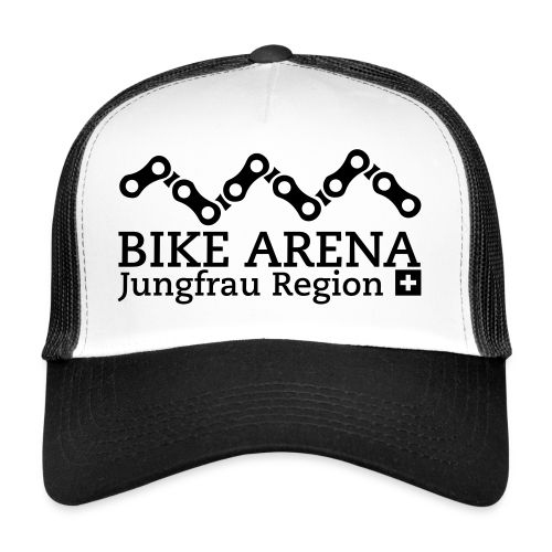 Bike Arena Black Rider - Trucker Cap