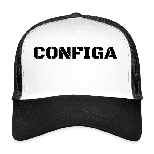 Configa Logo - Trucker Cap