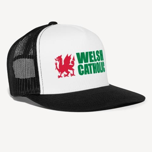 WELSH CATHOLIC CAP - Trucker Cap