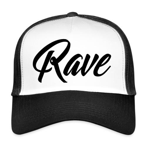 Rave - Trucker Cap