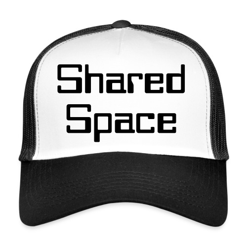 Shared Space - Trucker Cap