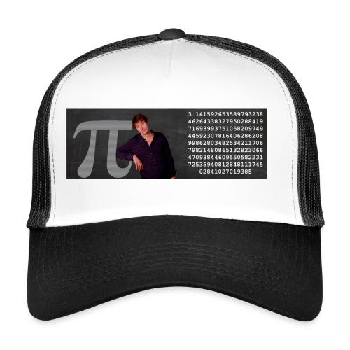 Pi-muggen. Glöm aldrig mer en decimal! - Trucker Cap