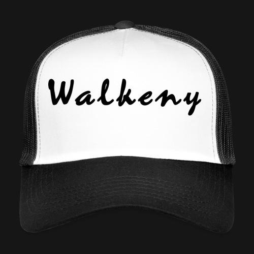 Walkeny Schriftzug - Trucker Cap