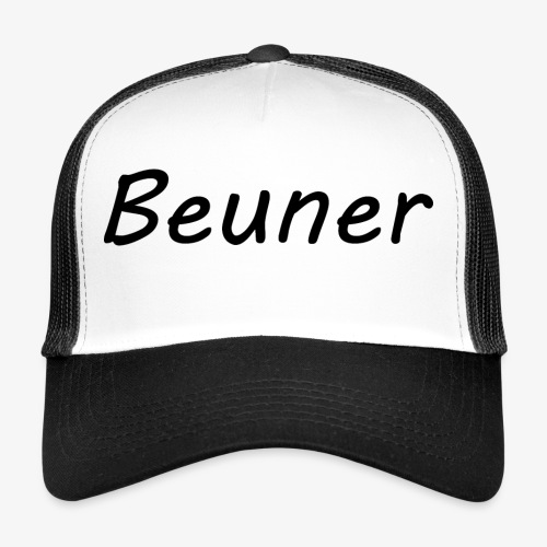 Lonely Beuner - Trucker Cap