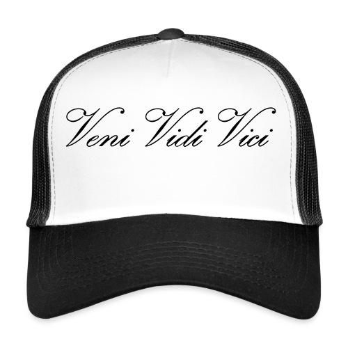 Veni Vidi Vici - Trucker Cap