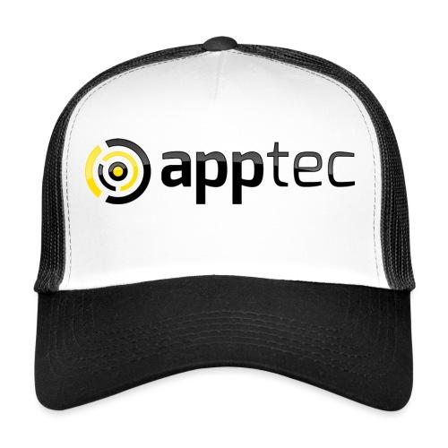 52904_Logo_apptec_G_300dpi - Trucker Cap