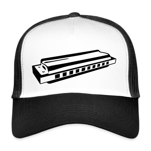 Harmonica - Trucker Cap