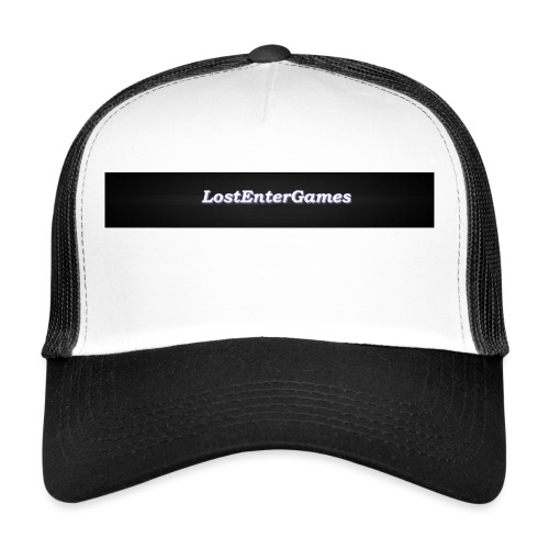 The Lost Merch - Trucker Cap