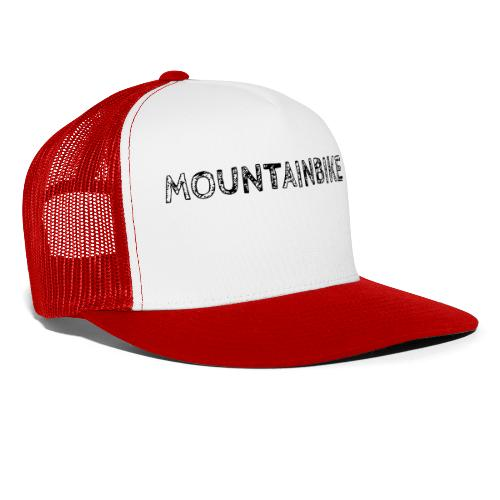 Mountainbike Typo - Trucker Cap