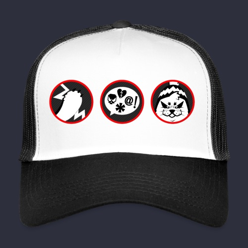 Kuutti | VAROITUS - Trucker Cap