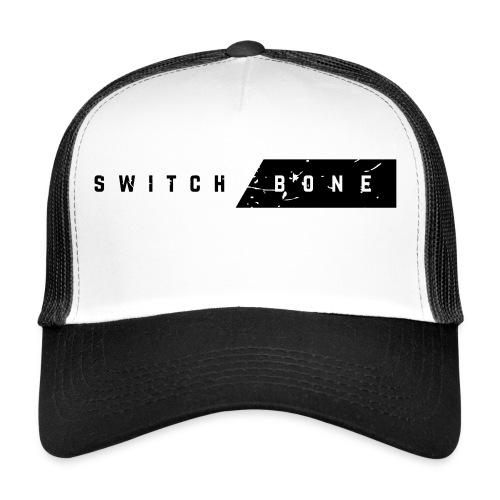 Switchbone_black - Trucker Cap