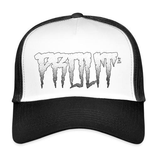 Horror PROUT - black - Trucker Cap