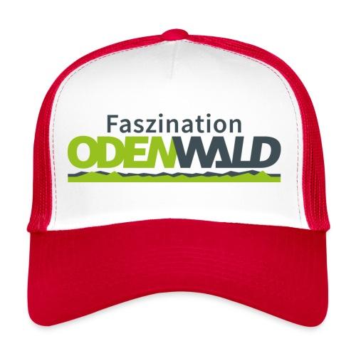 Faszination Odenwald Logo - Trucker Cap