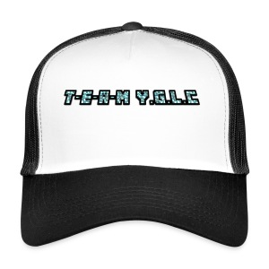 Limited Edition T-E-A-M-YGLC T-shirt - Trucker Cap