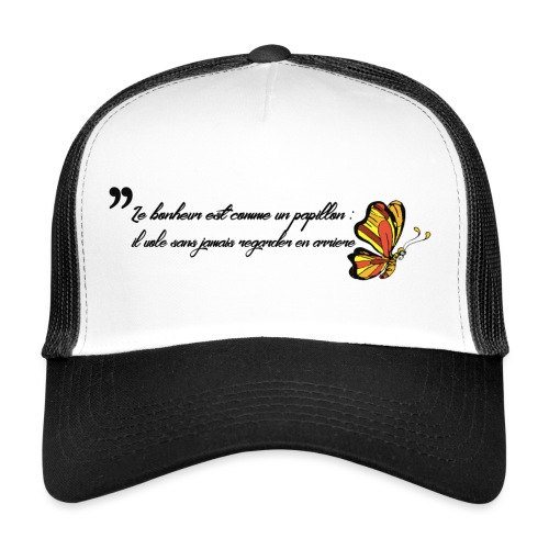 Papillon de bonheur - Trucker Cap