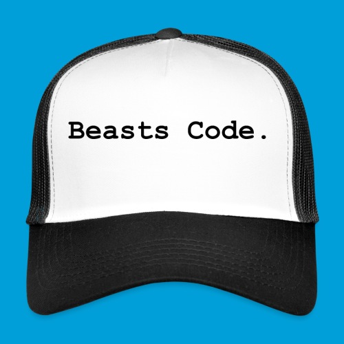 Beasts Code. - Trucker Cap
