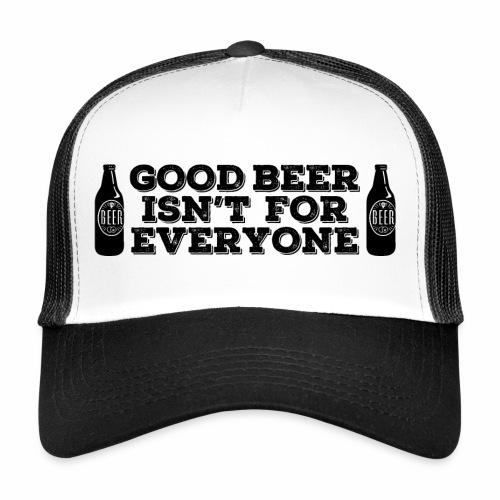 Good Beer - Trucker Cap