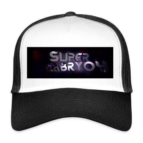 SUPERGABRY04 - Trucker Cap