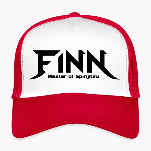 Finn - Master of Spinjitzu - Trucker Cap