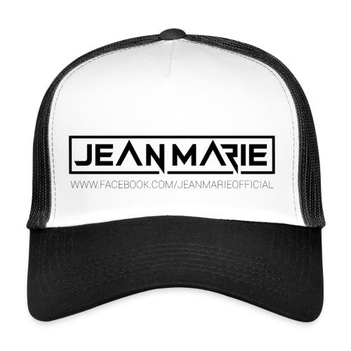 Jean Marie Nero - Trucker Cap