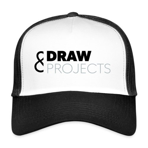 Draw and Projects - Trucker Cap