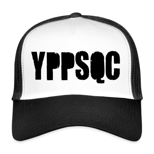 YPPSQC FACE - Trucker Cap