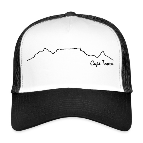 TableMountain-Cape Town - Trucker Cap