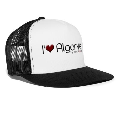 I Love Algarve - Trucker Cap