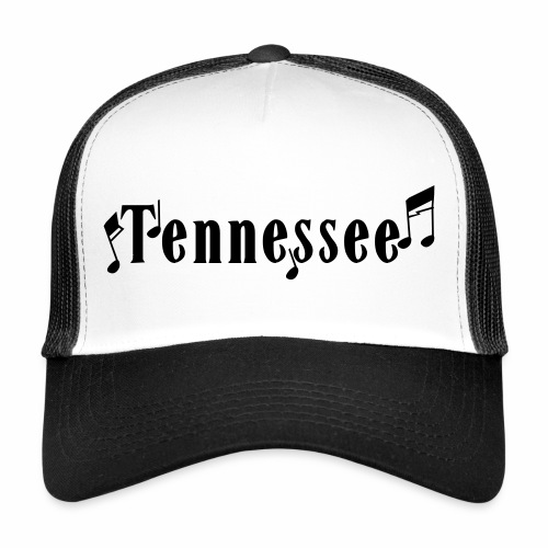 Note Tennessee - Trucker Cap