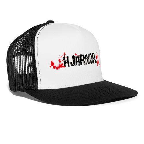 Hjärnor logo svart - Trucker Cap