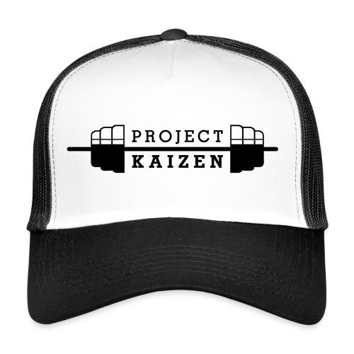 Project Kaizen Barbell - Trucker Cap