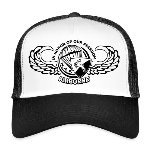 HAF tshirt back2015 - Trucker Cap
