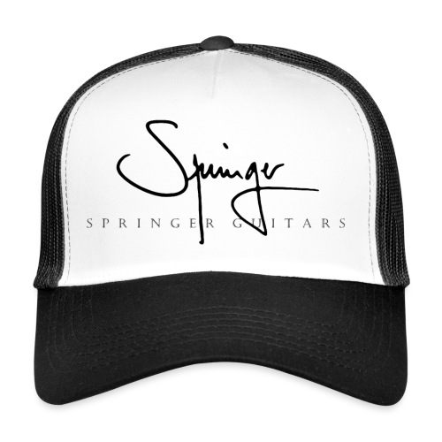 Logo Springer Guitars - Trucker Cap