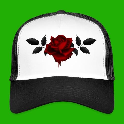 Bleeding rose - Trucker Cap
